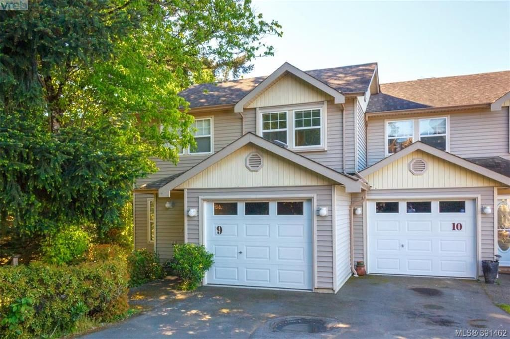 Main Photo: 9 2563 Millstream Road in VICTORIA: La Mill Hill Townhouse for sale (Langford)  : MLS®# 391462