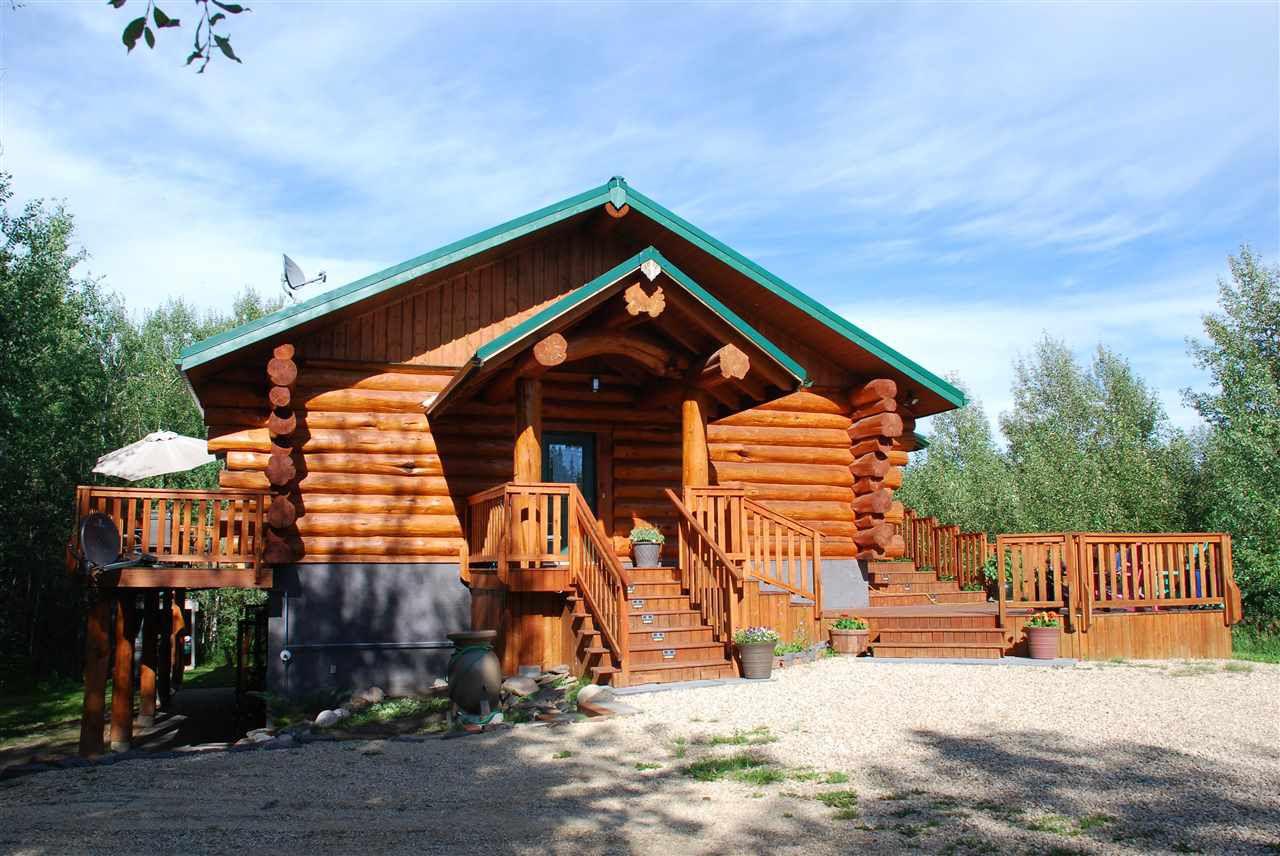 Main Photo: 58211 RR 31: Rural Barrhead County House for sale : MLS®# E4110650
