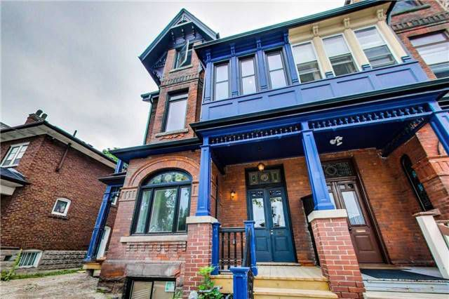 Main Photo: Bsmt 10 Sylvan Avenue in Toronto: Dufferin Grove House (3-Storey) for lease (Toronto C01)  : MLS®# C4195260