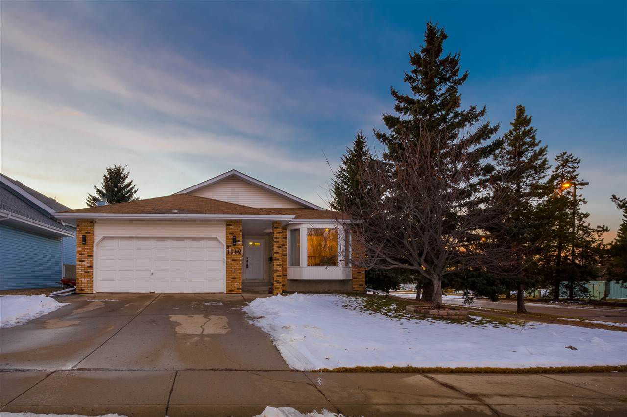 Main Photo: 1112 110B Street in Edmonton: Zone 16 House for sale : MLS®# E4136546