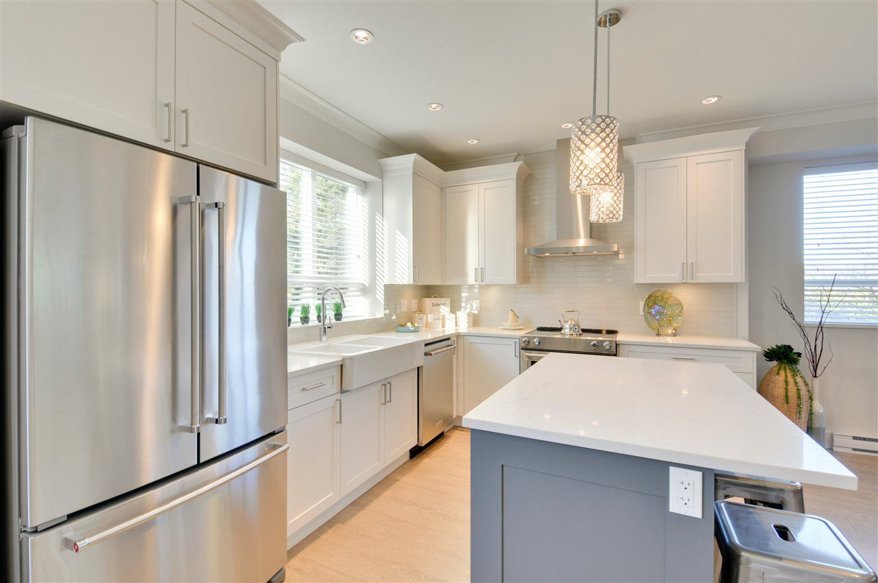 """Main Photo: 4 6479 192 Street in Surrey: Clayton Townhouse for sale in """"BROOKSIDE WALK"""" (Cloverdale)  : MLS®# R2333660"""