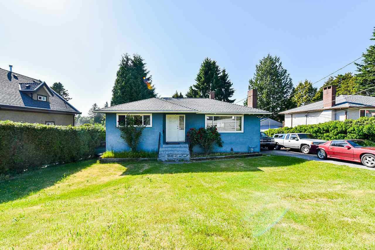 Main Photo: 8849 RUSSELL Drive in Delta: Nordel House for sale (N. Delta)  : MLS®# R2376672