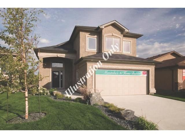 Main Photo: 11 Wavecrest Cove in WINNIPEG: Transcona Residential for sale (North East Winnipeg)  : MLS®# 1121834