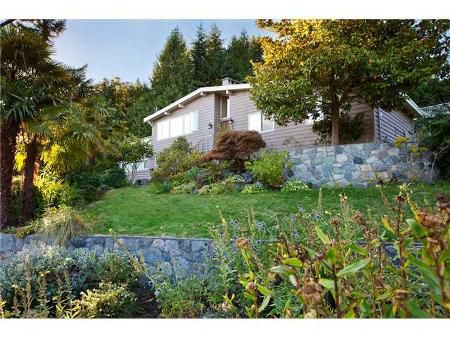 Main Photo: 4741 RUTLAND RD in West Vancouver: House for sale (Caulfeild)  : MLS®# V900173