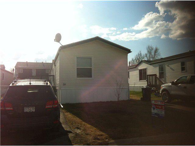 Main Photo: 39 9203 82ND Street in Fort St. John: Fort St. John - City SE Manufactured Home for sale (Fort St. John (Zone 60))  : MLS®# N235812