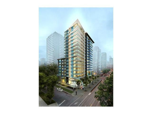 Main Photo: 606 1009 HARWOOD Street in Vancouver: West End VW Condo for sale (Vancouver West)  : MLS®# V1094050