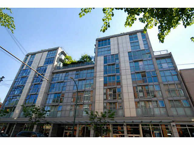 "Main Photo: 505 168 POWELL Street in Vancouver: Downtown VE Condo for sale in ""SMART BY CONCORD PACIFIC"" (Vancouver East)  : MLS®# V1125778"