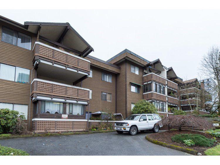 Main Photo: 206 545 SYDNEY Avenue in Coquitlam: Coquitlam West Condo for sale : MLS®# R2018606