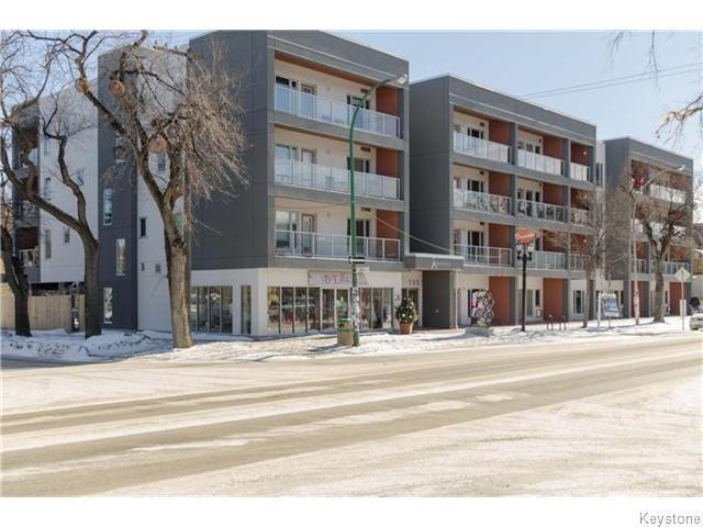 Main Photo: 155 Sherbrook Street in Winnipeg: West End / Wolseley Condominium for sale (West Winnipeg)  : MLS®# 1604815
