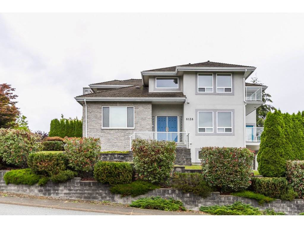 "Main Photo: 8138 151 Street in Surrey: Bear Creek Green Timbers House for sale in ""SHAUGNESSY HEIGHTS"" : MLS®# R2085840"
