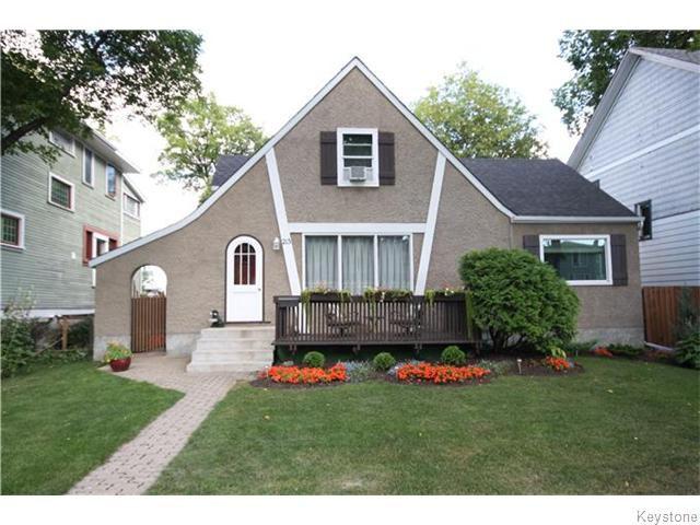 Main Photo: 215 Belvidere Street in Winnipeg: Deer Lodge Residential for sale (5E)  : MLS®# 1622550
