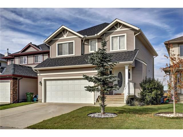 Main Photo: 788 Luxstone Landing SW: Airdrie House for sale : MLS®# C4083627