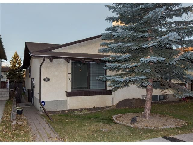 Main Photo:  in Calgary: House for sale : MLS®# C4088461