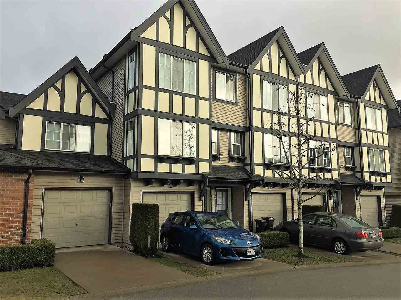 "Main Photo: 156 20875 80 Avenue in Langley: Willoughby Heights Townhouse for sale in ""PEPPERWOOD"" : MLS®# R2143367"