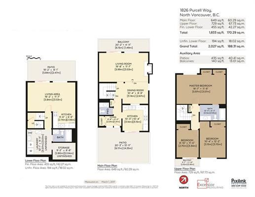 """Main Photo: 1826 PURCELL Way in North Vancouver: Lynnmour Townhouse for sale in """"PURCELL WOODS"""" : MLS®# R2143539"""