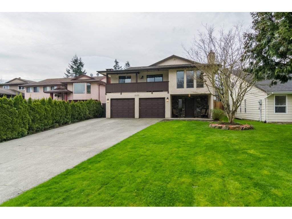 "Main Photo: 14186 72A Avenue in Surrey: East Newton House for sale in ""Nichol Creek"" : MLS®# R2156968"
