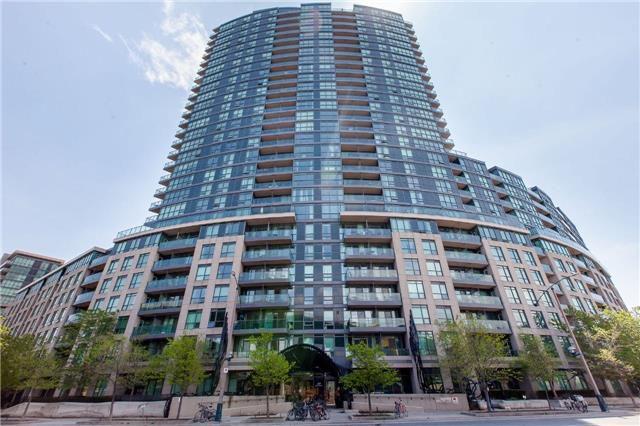 Main Photo: 1210 231 Fort York Boulevard in Toronto: Waterfront Communities C1 Condo for sale (Toronto C01)  : MLS®# C3821634