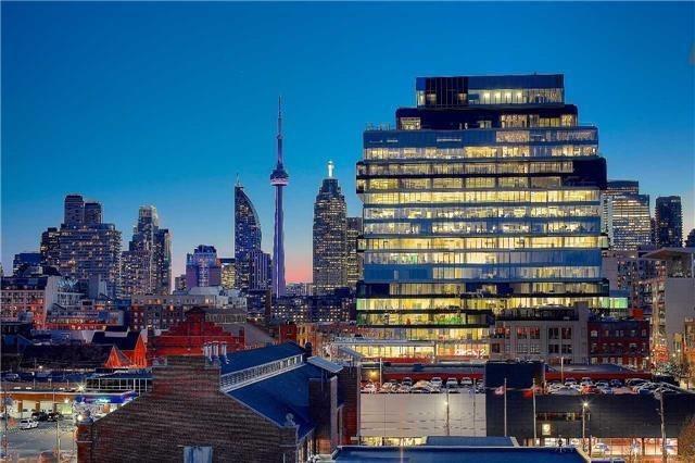 Main Photo: 709 90 Trinity Street in Toronto: Moss Park Condo for lease (Toronto C08)  : MLS®# C3856008