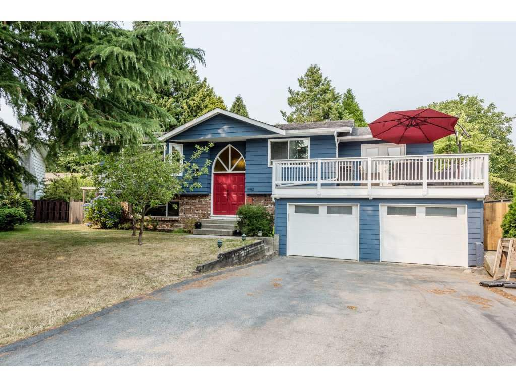 """Main Photo: 6982 CARIBOU Place in Delta: Sunshine Hills Woods House for sale in """"SUNSHINE HILLS"""" (N. Delta)  : MLS®# R2193889"""