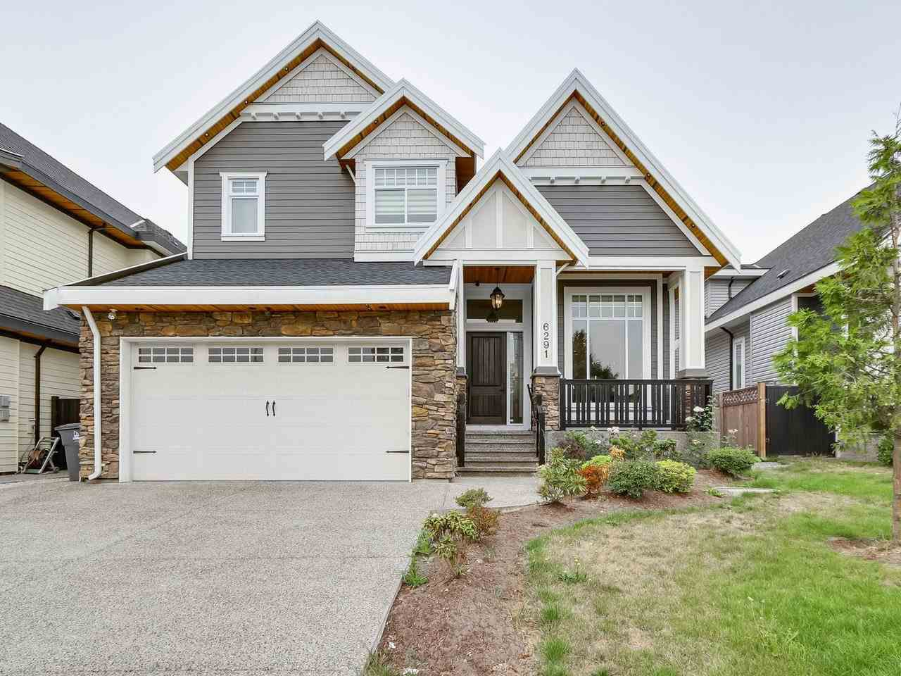 Main Photo: 6291 128A STREET in Surrey: Panorama Ridge House for sale : MLS®# R2200556