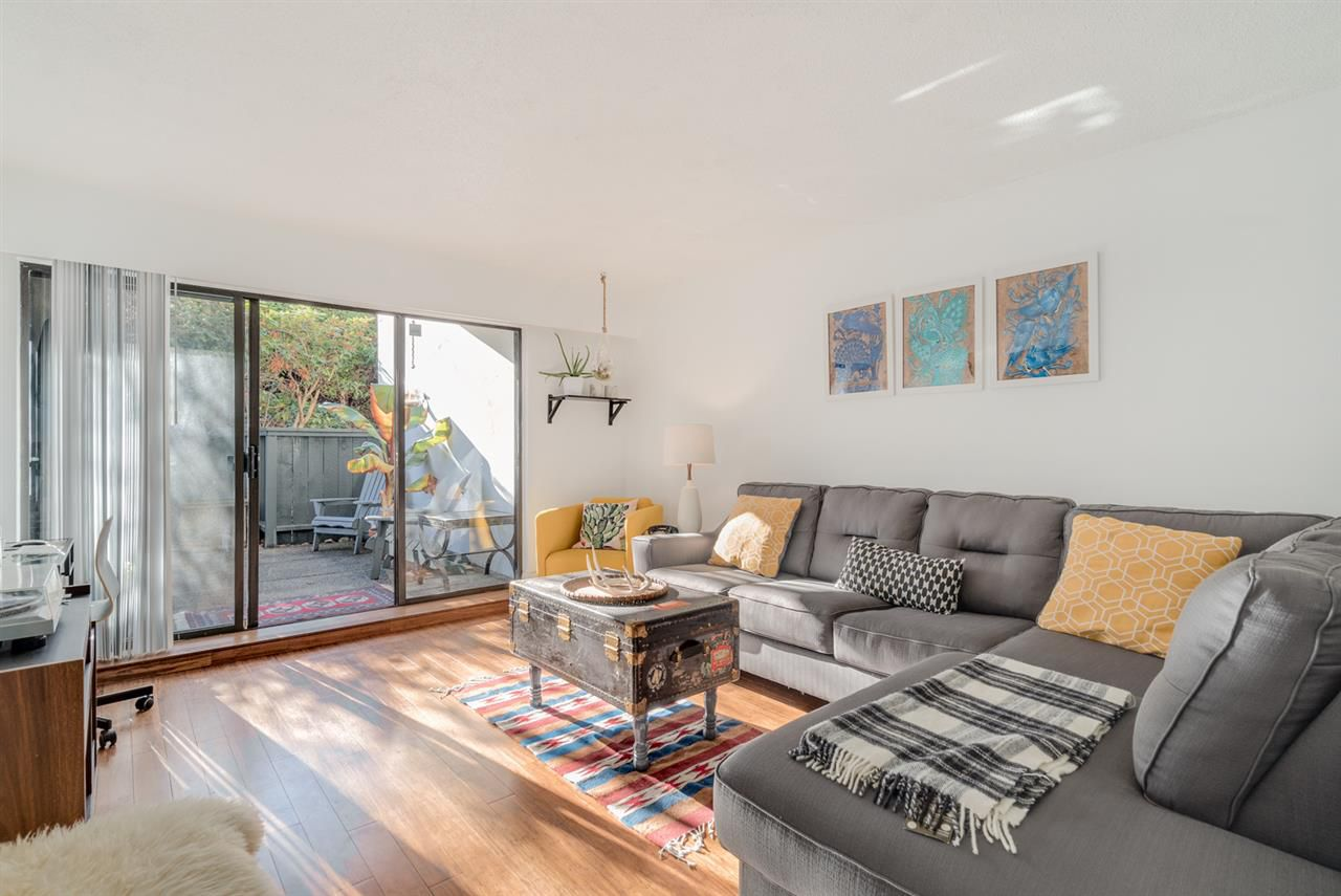 """Main Photo: 107 444 E 6TH Avenue in Vancouver: Mount Pleasant VE Condo for sale in """"Terrace Heights"""" (Vancouver East)  : MLS®# R2221611"""