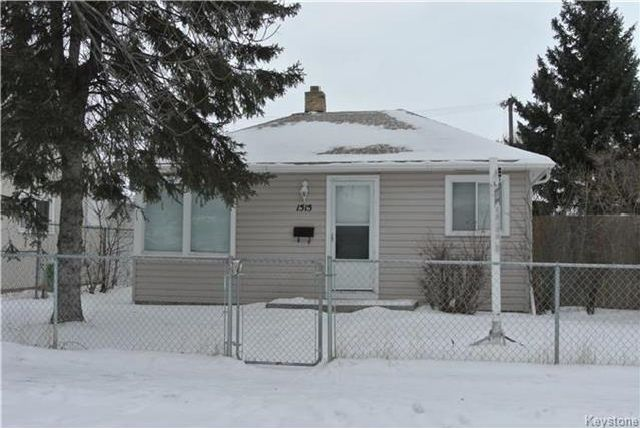 Main Photo: 1515 Magnus Avenue in Winnipeg: Shaughnessy Heights Residential for sale (4B)  : MLS®# 1731020