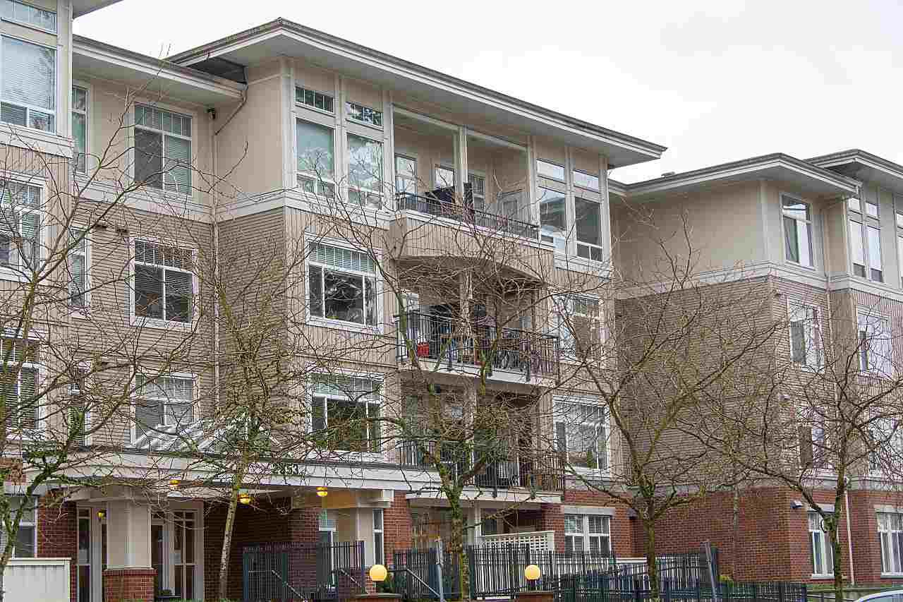 "Main Photo: 306 2353 MARPOLE Avenue in Port Coquitlam: Central Pt Coquitlam Condo for sale in ""EDGEWATER"" : MLS®# R2234201"