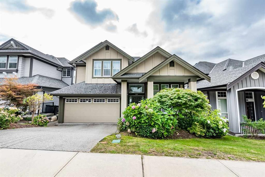 Main Photo: 3476 STEPHENS Court in Coquitlam: Burke Mountain House for sale : MLS®# R2234427
