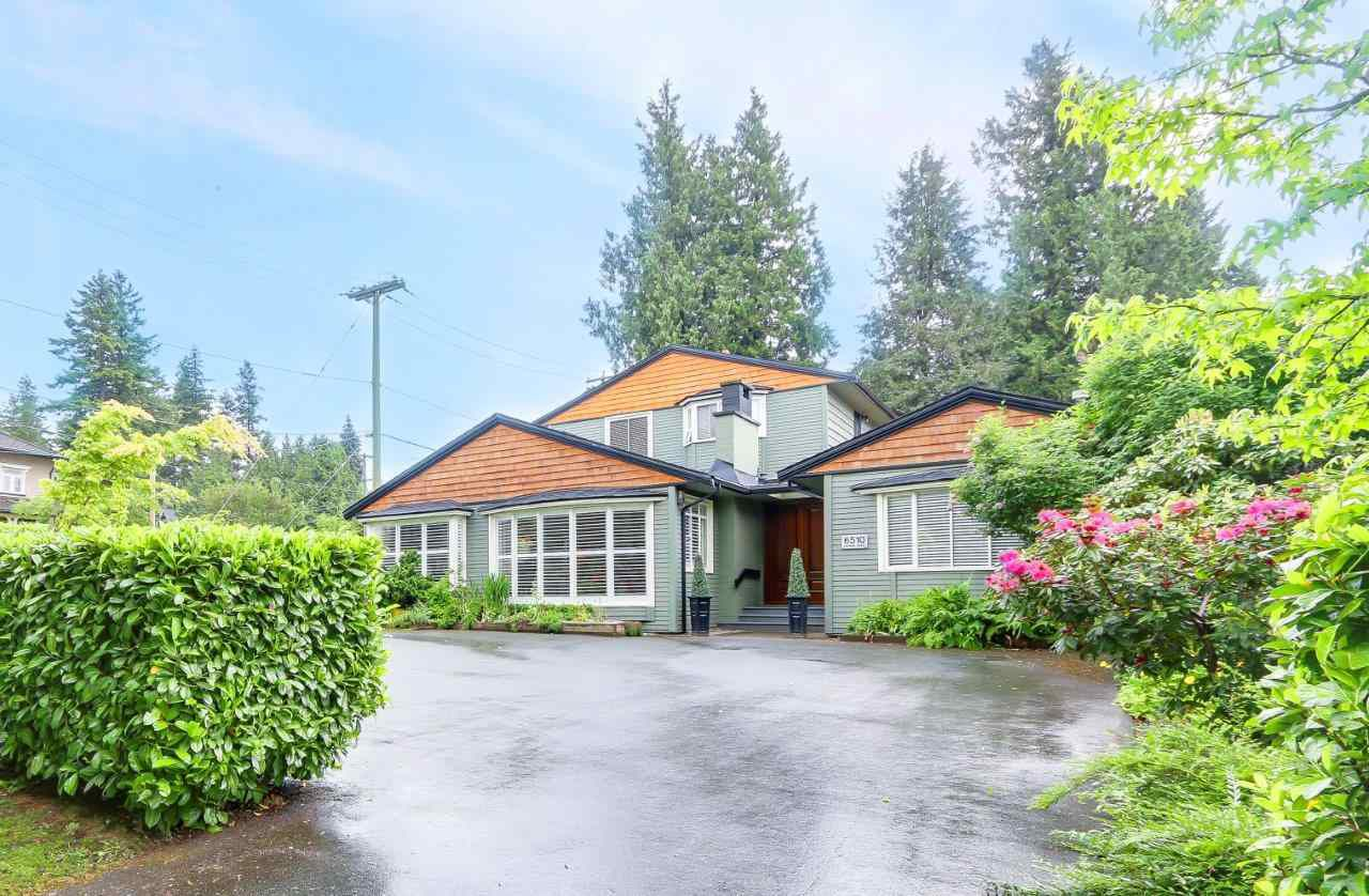 Main Photo: 6510 MARINE Crescent in Vancouver: S.W. Marine House for sale (Vancouver West)  : MLS®# R2236879