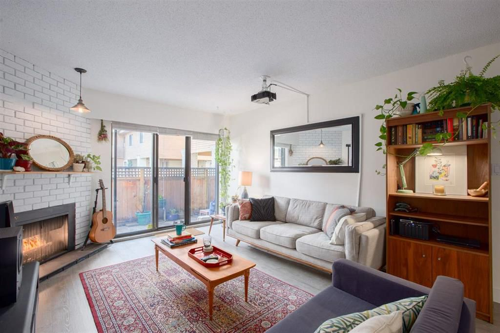 Main Photo: 111 2277 East 30th Avenue in Vancouver: Victoria VE Condo for sale (Vancouver East)  : MLS®# R2239312
