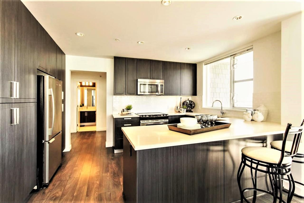 """Main Photo: 318 550 SEABORNE Place in Port Coquitlam: Riverwood Condo for sale in """"FREMONT GREEN"""" : MLS®# R2248595"""