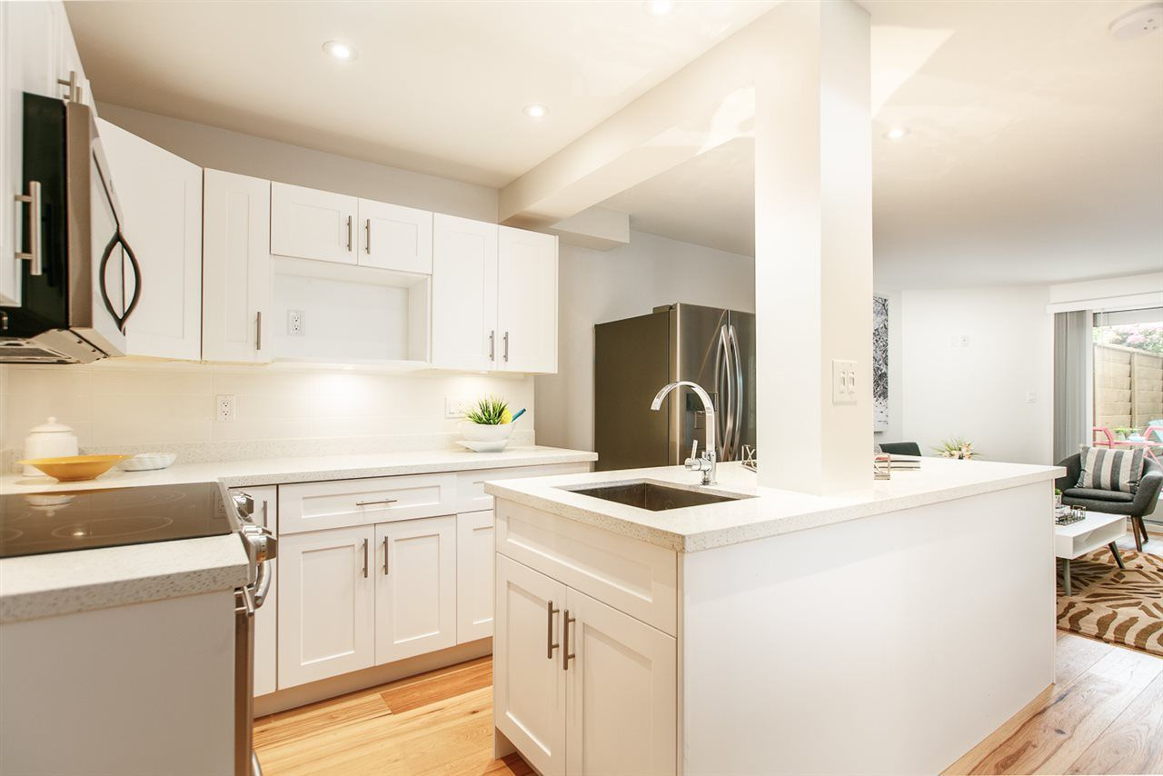 Main Photo: 105 1775 W 10TH Avenue in Vancouver: Fairview VW Condo for sale (Vancouver West)  : MLS®# R2270672