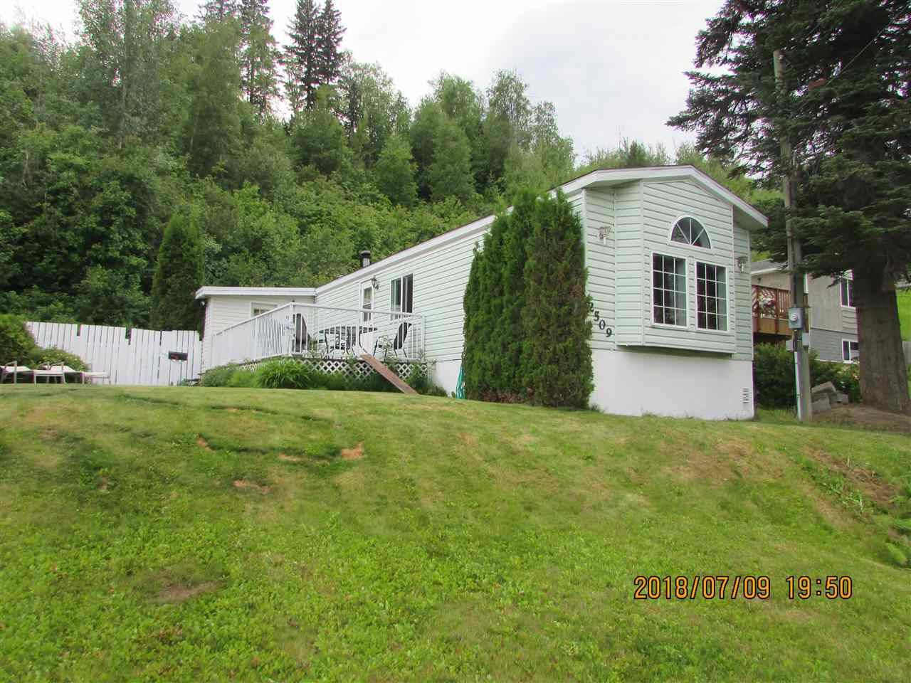 Main Photo: 2509 MINOTTI Drive in Prince George: Hart Highway Manufactured Home for sale (PG City North (Zone 73))  : MLS®# R2288089