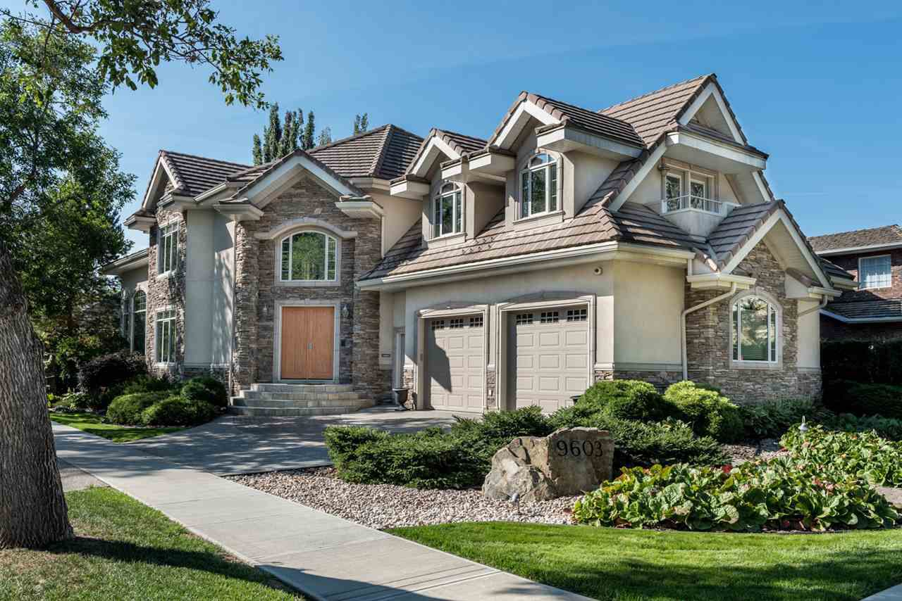 Main Photo: 9603 95 Avenue in Edmonton: Zone 18 House for sale : MLS®# E4128211