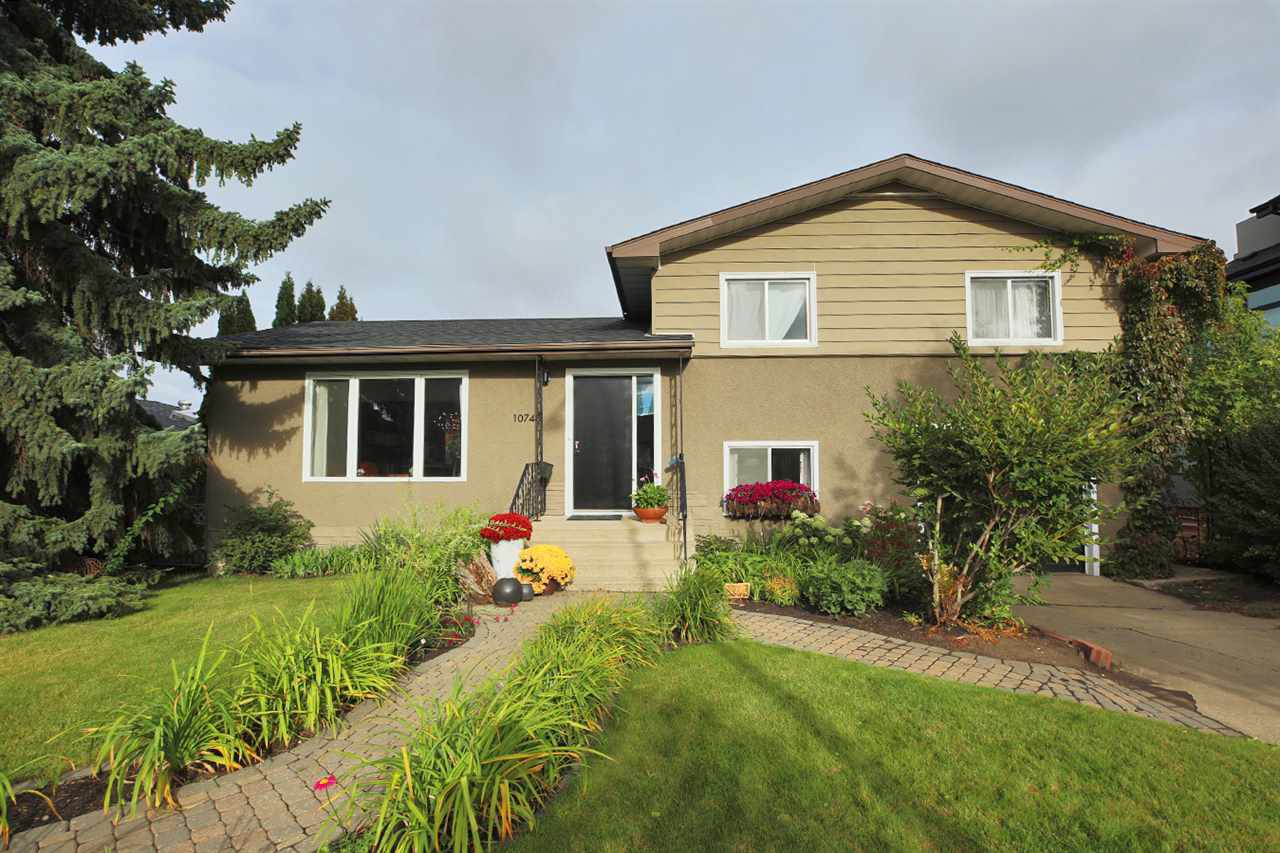 Main Photo: 10748 69 st in Edmonton: Zone 19 House for sale : MLS®# E4128953