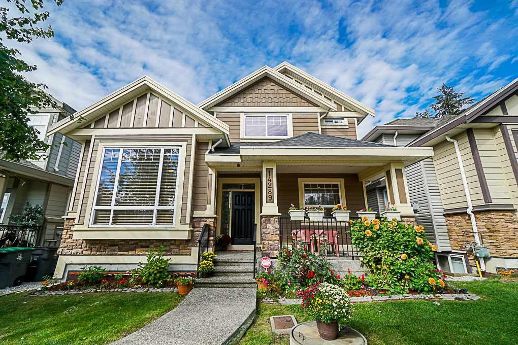 Main Photo: 14289 62 Avenue in Surrey: Sullivan Station House for sale : MLS®# R2319714