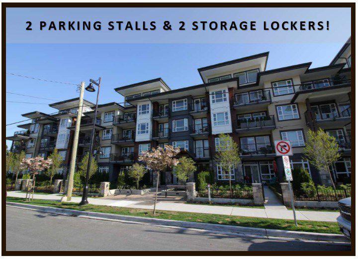 """Main Photo: 414 22562 121 Avenue in Maple Ridge: East Central Condo for sale in """"EDGE ON EDGE 2"""" : MLS®# R2362793"""