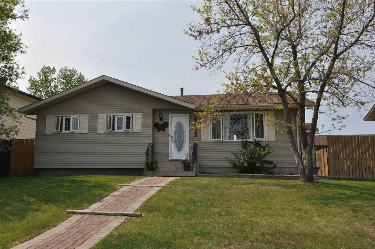 Main Photo: 5202 53 Street: Legal House for sale : MLS®# E4158719