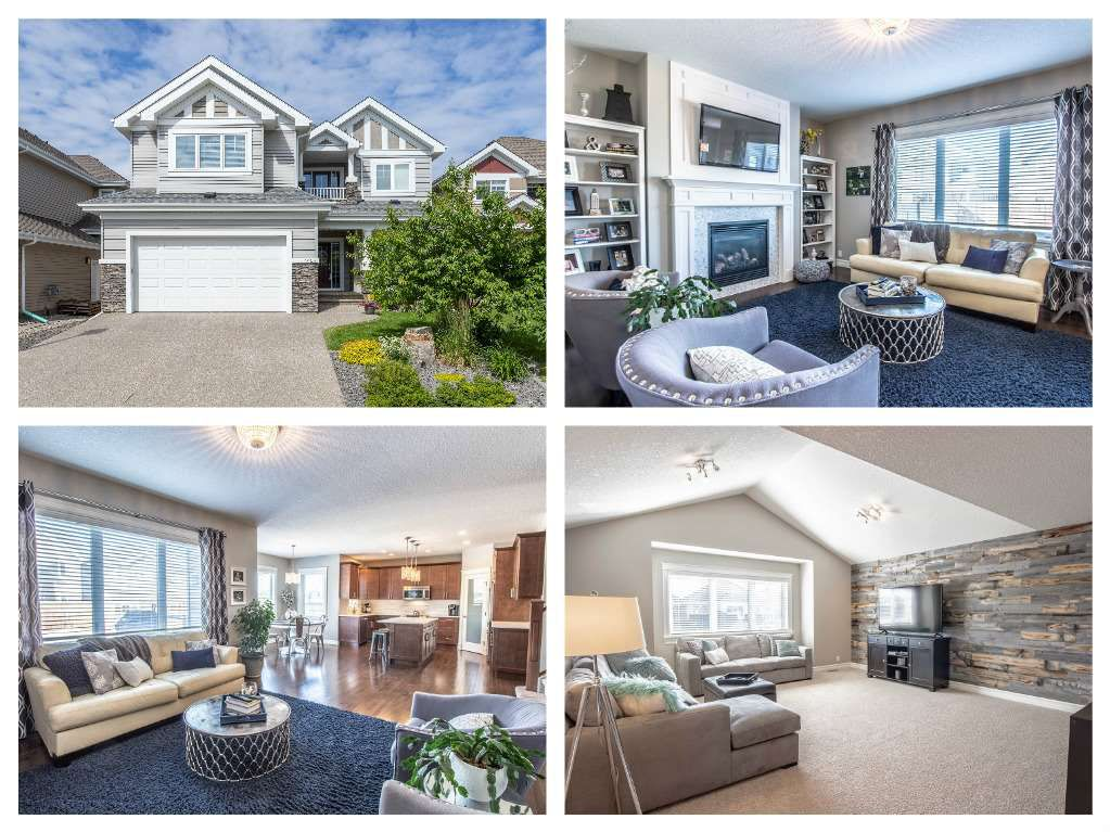 Main Photo: 4406 SUZANNA Crescent in Edmonton: Zone 53 House for sale : MLS®# E4163214