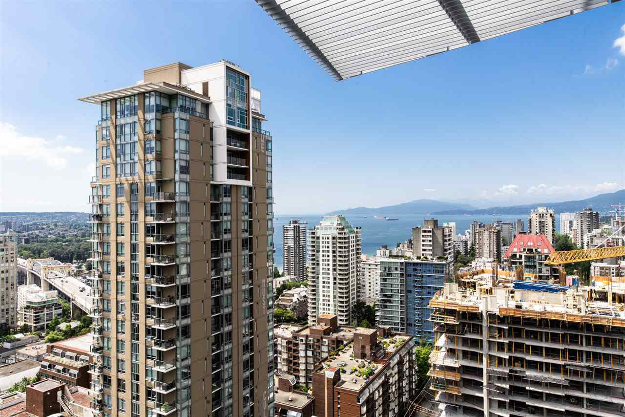 """Main Photo: 3107 1283 HOWE Street in Vancouver: Downtown VW Condo for sale in """"Tate Downtown"""" (Vancouver West)  : MLS®# R2383632"""