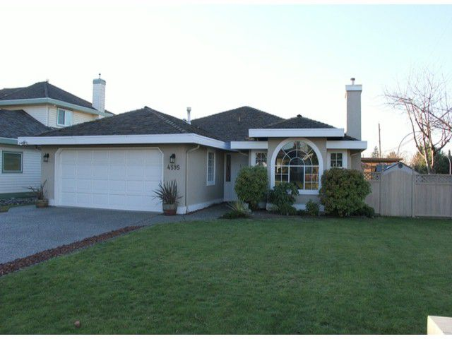 "Main Photo: 4595 217A ST in Langley: Murrayville House for sale in ""MURRAYVILLE"" : MLS®# F1326776"