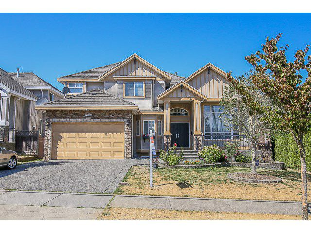 Main Photo: 15113 76TH Avenue in Surrey: East Newton House for sale : MLS®# F1447768