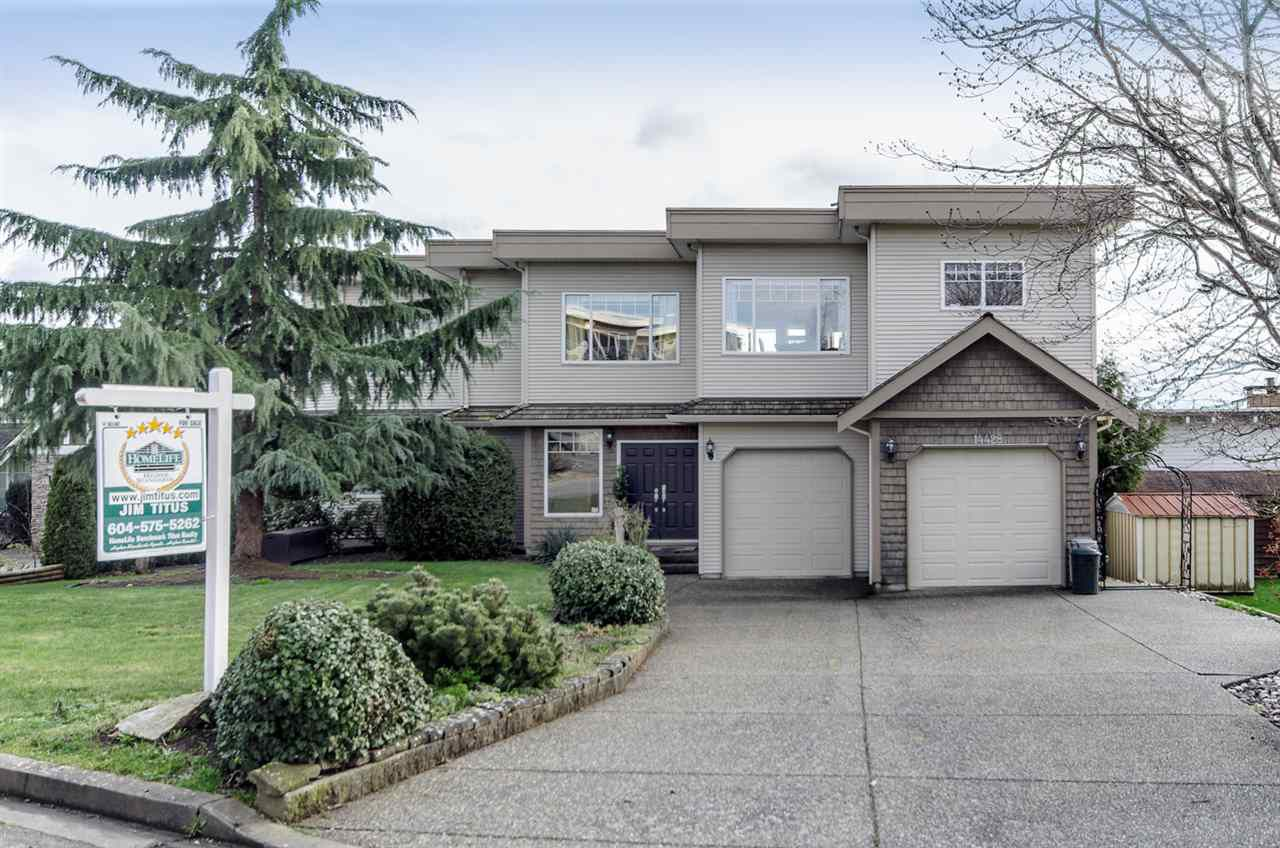 Main Photo: 14428 MALABAR Crescent: White Rock House for sale (South Surrey White Rock)  : MLS®# R2037881