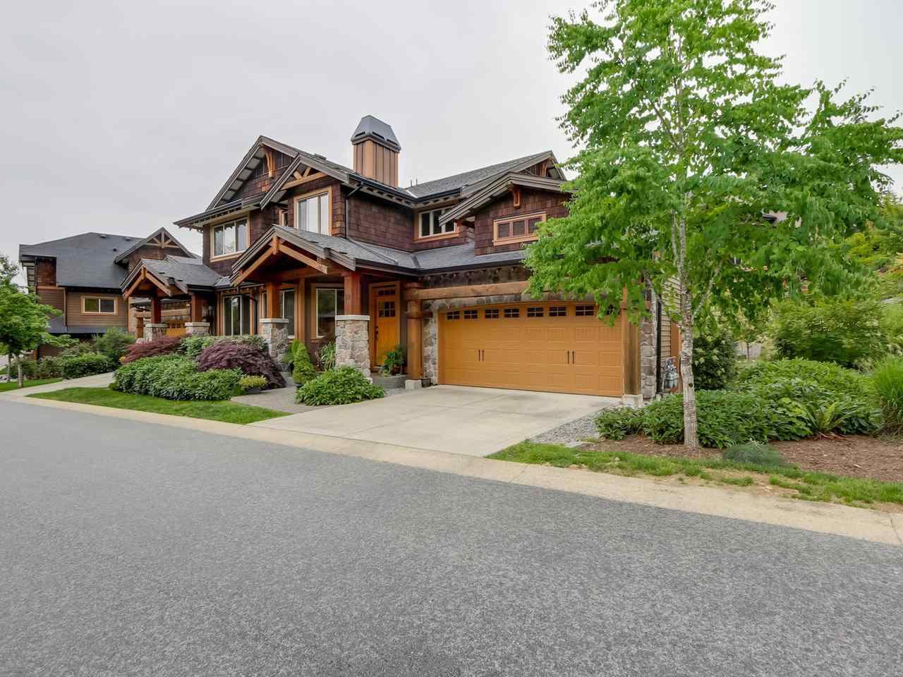 "Main Photo: 56 24185 106B Avenue in Maple Ridge: Albion Townhouse for sale in ""TRAILS EDGE"" : MLS®# R2080075"
