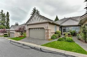 """Main Photo: 7 2533 152 Street in Surrey: Sunnyside Park Surrey Townhouse for sale in """"Bishop's Green"""" (South Surrey White Rock)  : MLS®# R2116461"""
