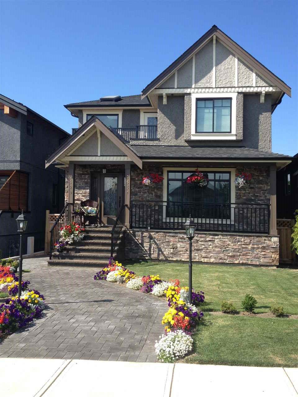 Main Photo: 3529 OXFORD Street in Vancouver: Hastings East House for sale (Vancouver East)  : MLS®# R2141181
