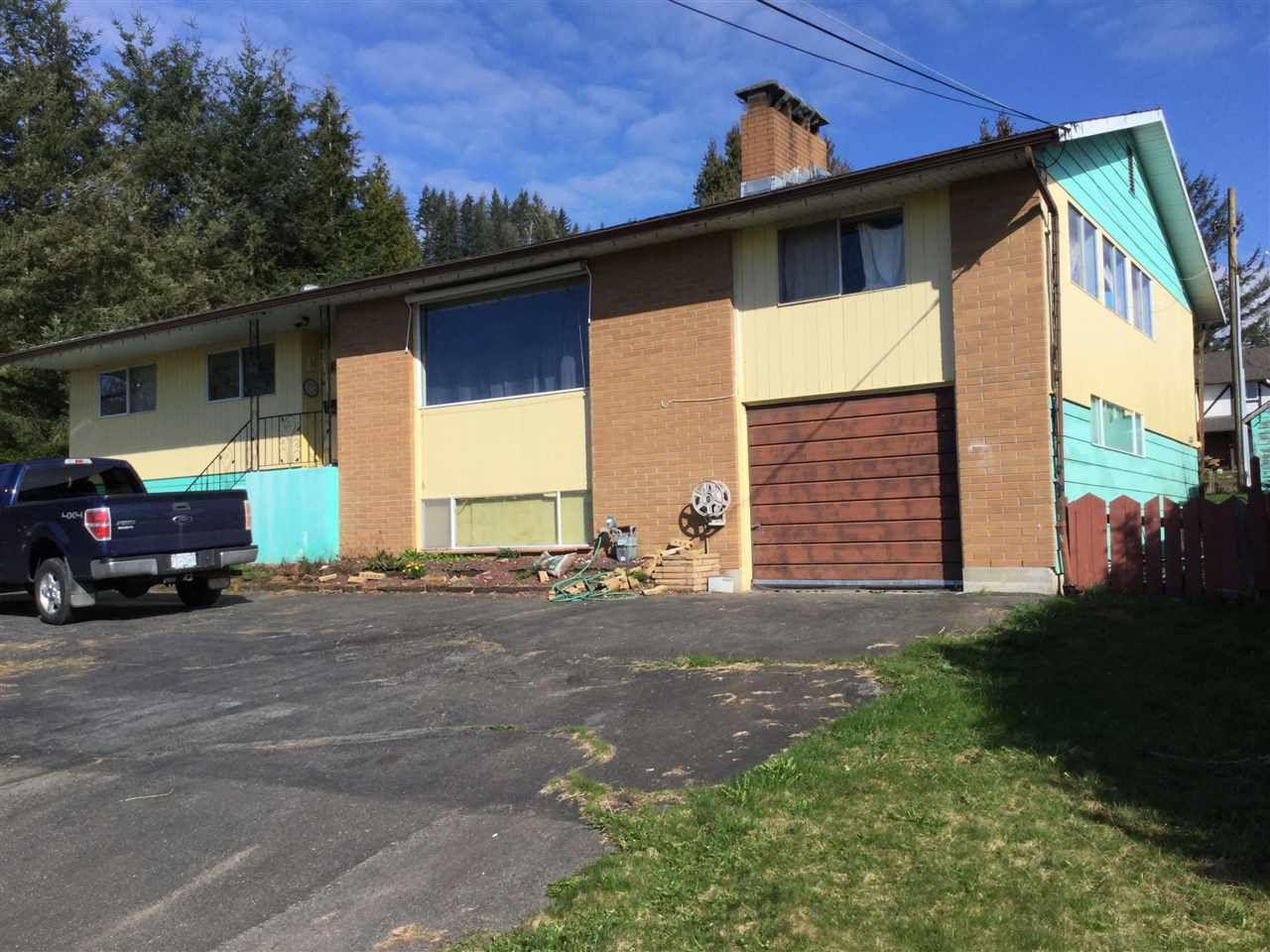 Main Photo: 34591 DANN Avenue in Mission: Hatzic House for sale : MLS®# R2151558