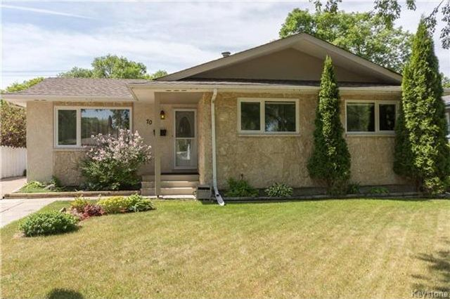 Main Photo: 70 Laurel Bay in Winnipeg: Garden City Residential for sale (4G)  : MLS®# 1714716