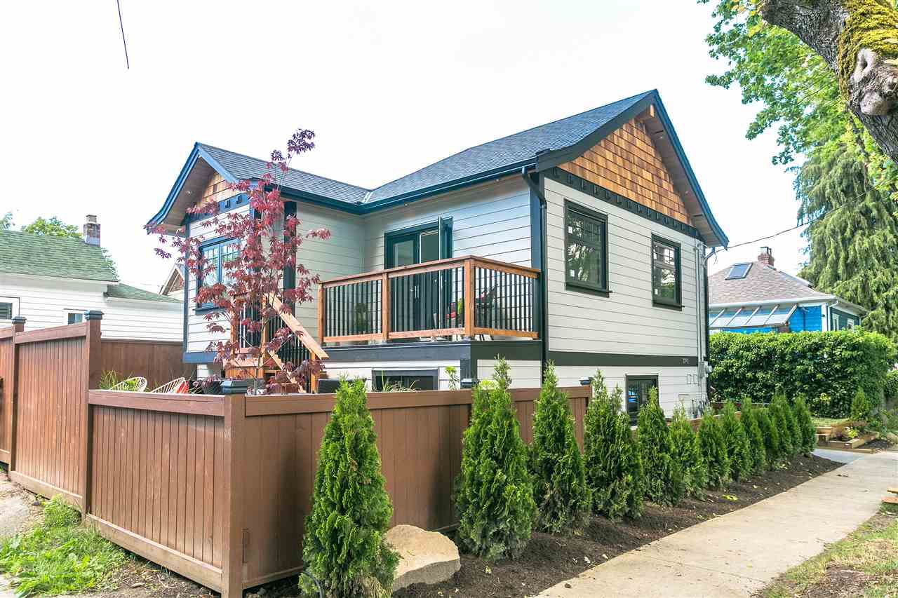 Main Photo: 3745 QUEBEC STREET in Vancouver: Main House for sale (Vancouver East)  : MLS®# R2173473