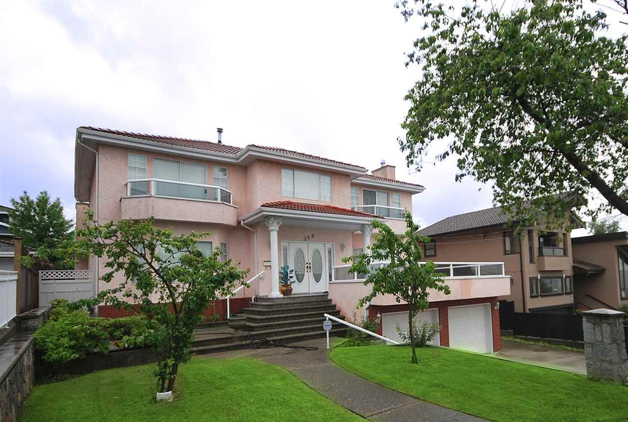 Main Photo: 368 HYTHE AVENUE in Burnaby: Capitol Hill BN House for sale (Burnaby North)  : MLS®# R2176154